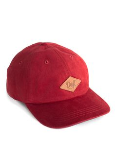 Def Patch Magee Cap Red