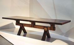 Tom Dixon´s Mass dining table