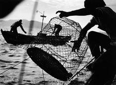 W. Eugene Smith - Minamata Bay, Japan 1971. S)