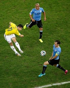 Colombia v Uruguay: World Cup 2014 – as it happened | Scott Murray | Football | theguardian.com