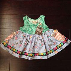 Matilda Jane Wonderful Parade 3 Ring Sara Top Size 18 Months | eBay