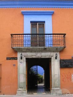 mexican house render colours - Google Search