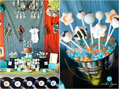 Rock Star Baby Shower