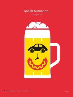 Poster da #Alemanha ©Mutabor