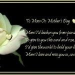 mother's day memorial pictures