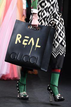 Gucci Ghost Collaboration Fall 2016 | POPSUGAR Fashion
