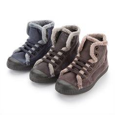 4f8f0b1df15 Zapatillas bota Yeti de Pisamonas. Zapatos Para NiñasZapatillasBotas