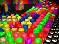 Lite-Brite - I can still hear the sound of those little plastic things being sucked up in the vacuum because I didn't pick them up in time.
