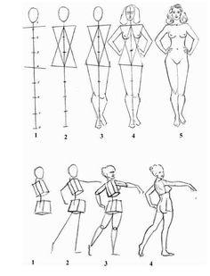 Fashion Figure Drawing, Human Figure Drawing, Figure Sketching, Body Drawing, Pencil Art Drawings, Art Drawings Sketches, Fashion Design Drawings, Fashion Sketches, Dress Design Drawing