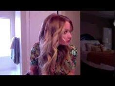 dkwstyling boho style curls