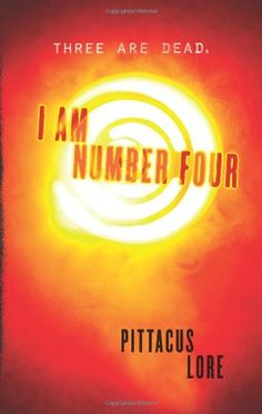 "I Am Number Four (Lorien Legacies, Book 1) by Pittacus Lore ""The intense pace, bigger-than-life fight scenes, and good vs. evil showdown set up a series that will easily draw in action-oriented sci-fi fans, who will eagerly await the next round."" (Bulletin of the Center for Children's Books)"