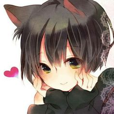 4576115ce37eb Anime Boys, Cute Anime Boy, Manga Boy, Anime Neko, Anime Kawaii,
