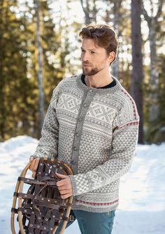 (89) Tussa E-post :: NORSK STRIKK - Den Norske Turistforening - jubileumskolleksjon🏔 Men Sweater, Dining, Sweaters, Fashion, Moda, Food, Fashion Styles, Men's Knits, Sweater