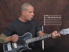 Learn to shred alternate picking exercises guitar lesson John Mclaughlin influence