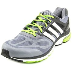 Adidas Supernova Sequence 6 Women US 12 Gray Running Shoe, Men's, Black