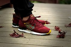 "The Good Will Out x Asics Gel-Lyte V ""Koyo"""
