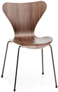Silla Jacobsen lustrada | Jazz chair polished