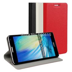 Ultra Thin PU Leather Case For Samsung Galaxy A3 2015 A5 A7 A700F  Flip Cover Book Style #Affiliate