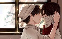 Levi & Mikasa | Shingeki no Kyojin #anime