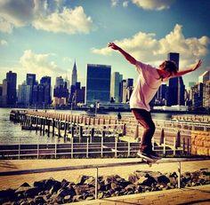 Sean Malto on New York.