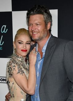 I feel like we've basically been on wedding watch from the moment Gwen Stefani and Blake Shelton started dating back in Sure, they may seem like an odd couple on paper — he's a country star she's an alternative rock star — but there's always… Blake Shelton And Miranda, Gwen And Blake, Gwen Stefani And Blake, Miranda Lambert Divorce, The First Wives Club, Relationship Timeline, Gavin Rossdale, Odd Couples, Solange Knowles