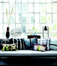 Textilien Boho-Style