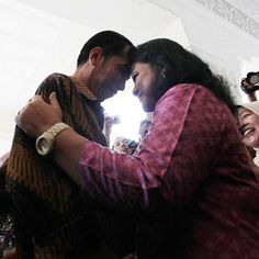 Romantics pics of Jokowi (© Tempo)