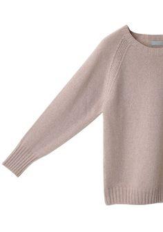Margaret Howell   Island Cashmere Sweater   La Garçonne