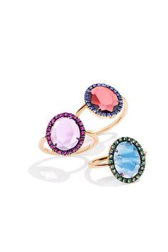 Pomellato's Gemstone Ring