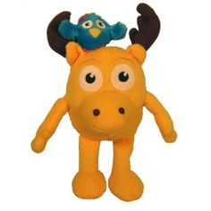 Aww! Jaxon LOVES Moose A. Moose and Zee! I really wanna get these for him!!