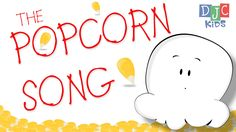 The Popcorn Song is all about fun and being silly! We've included the words to our new kids video so you can sing along and maybe even get up and start danci...