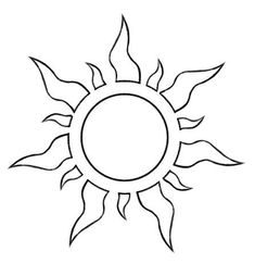tangled sun stencil - Google Search | Jack o'lanterns | Pinterest ...