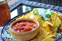 Just the Right Size: Annie's Salsa