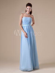 #Milanoo.com Ltd          #Bridesmaid Dresses       #Apricot #Blue #A-line #Strapless #Chiffon #Floor-length #Bridemaid #Dress    Apricot Sky Blue A-line Strapless Chiffon Floor-length Bridemaid Dress                                  http://www.snaproduct.com/product.aspx?PID=5694827