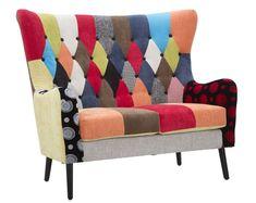 #homedecor #interiordesign #inspiration #decoration #decor #design #livingroomdecor #colors Wing Chair, Chair Upholstery, Love Seat, Living Room Decor, Couch, Interior Design, Inspiration, Furniture, Home Decor