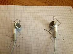 My earphone