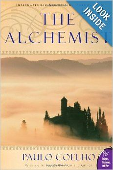 The Alchemist by Paulo Coelho So many people told me i have to read this because it is amazing... we will see