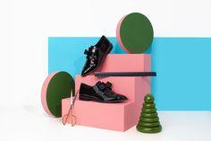 Inspired x Aldo Shoes on Behance
