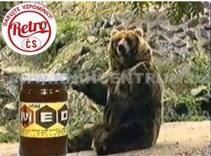 .Známá reklama na med. Kam šel asi brácha? Pro med do Jednoty!