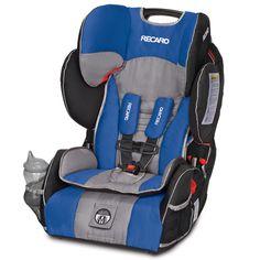 Get a sleek, safe car seat with free installation. // RECARO Performance SPORT Front-Facing Car Seat | galtbaby.com
