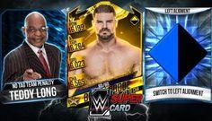 WWE Supercard Season 3 Support Cards & Hardened Bobby Roode S3 Wishlist
