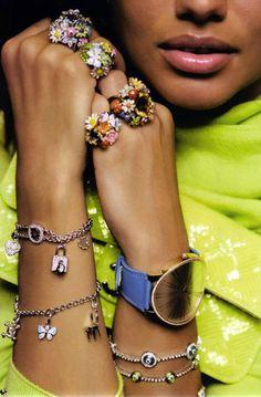 Adriana Lima Per Vogue (France) <3 na
