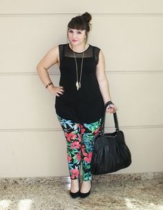Perfect Work Outfits For Plus Size Women (16)