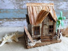 Beach house using Village Dwelling
