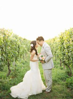 Classic summer wedding in the Hamptons: http://www.stylemepretty.com/2014/07/16/classic-summer-wedding-in-the-hamptons/ | Photography: http://judypak.com/#/home/