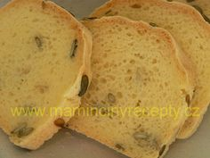 Dýňový chléb bezlepkový