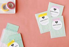 Lets Get BIZ-y: 7 DIY Business Card Ideas | Paper and Stitch