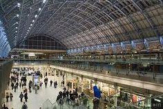 St Pancras International railway station