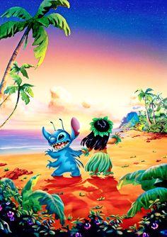 Walt Disney Posters - Lilo & Stitch - walt-disney-characters Photo
