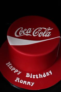 https://flic.kr/p/bpxEvt | Coca Cola cake | Chocolate cake with chocolate butter cream